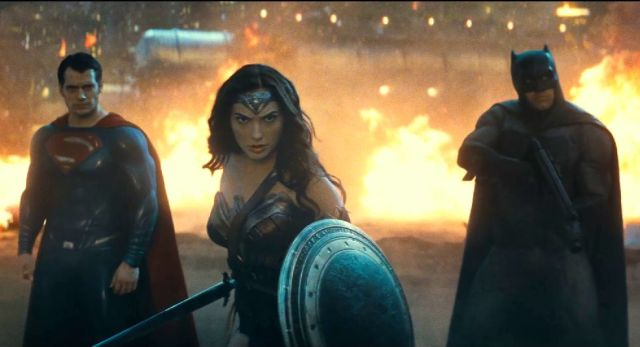 Batman V Superman: Dawn Of Justice Trailer Stills Showcase Fights, Doomsday And The DC Trinity