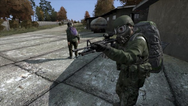 DayZ Beta To Arrive In Late 2015; Full Game Won't Release Until 2016