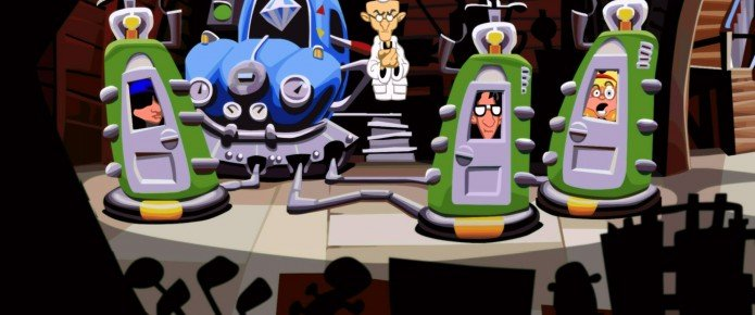 Double Fine Release Day Of The Tentacle Remastered Trailer Along With Two Other Announcements
