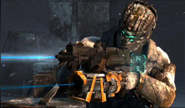Necromorph News: Dead Space 3 Details Marked