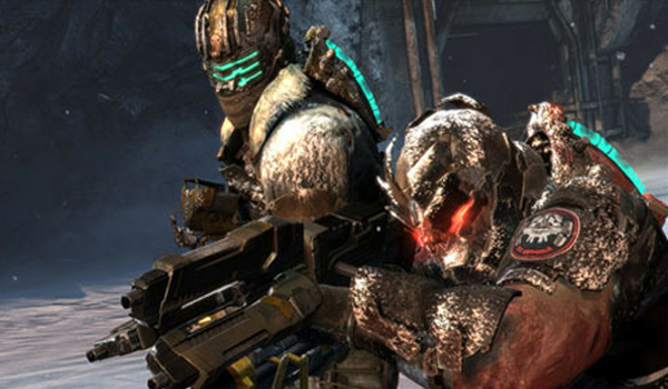 Dead Space 3's Co-Op Included Due To Research