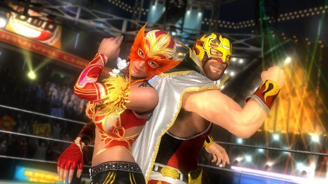 New Dead Or Alive 5 Trailer Shows Off Tag Team Mode