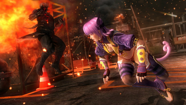 Team Ninja's Dead Or Alive 5 Last Round Launches Into An Array Of Problems