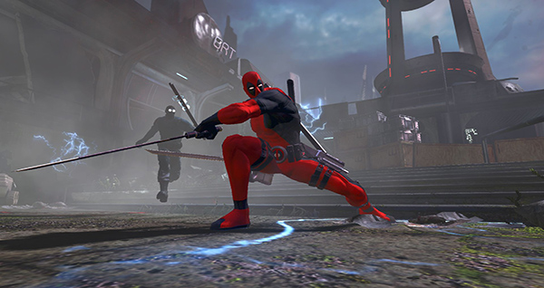 Dead Deadpool Game Unveils New Screenshots