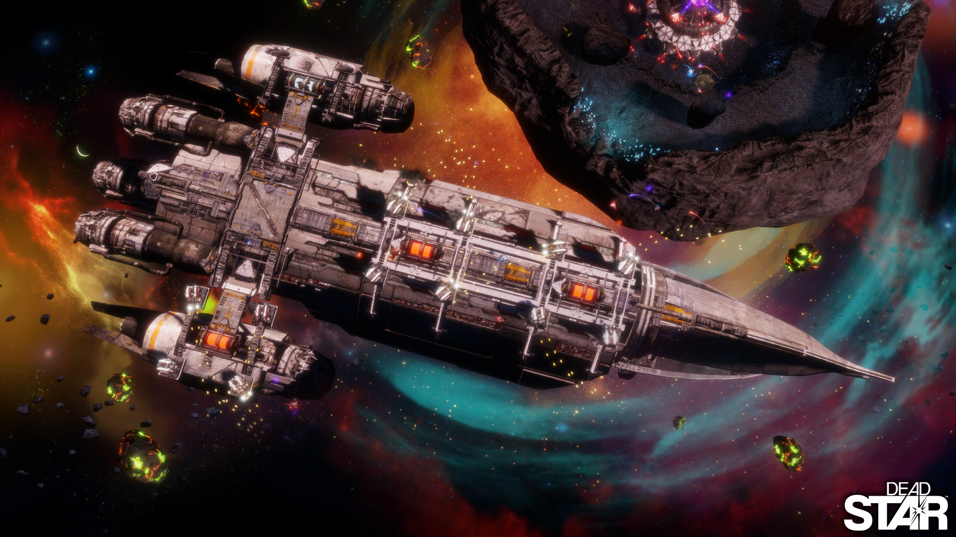 Armature Studios Announce Dead Star Pre-Orders And Plans For The Future