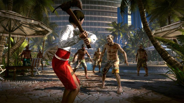 First In Game Footage From Dead Island