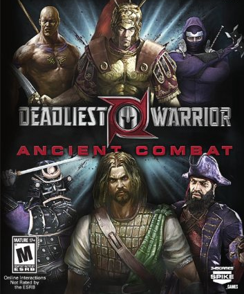 Deadliest Warrior: Ancient Combat Review