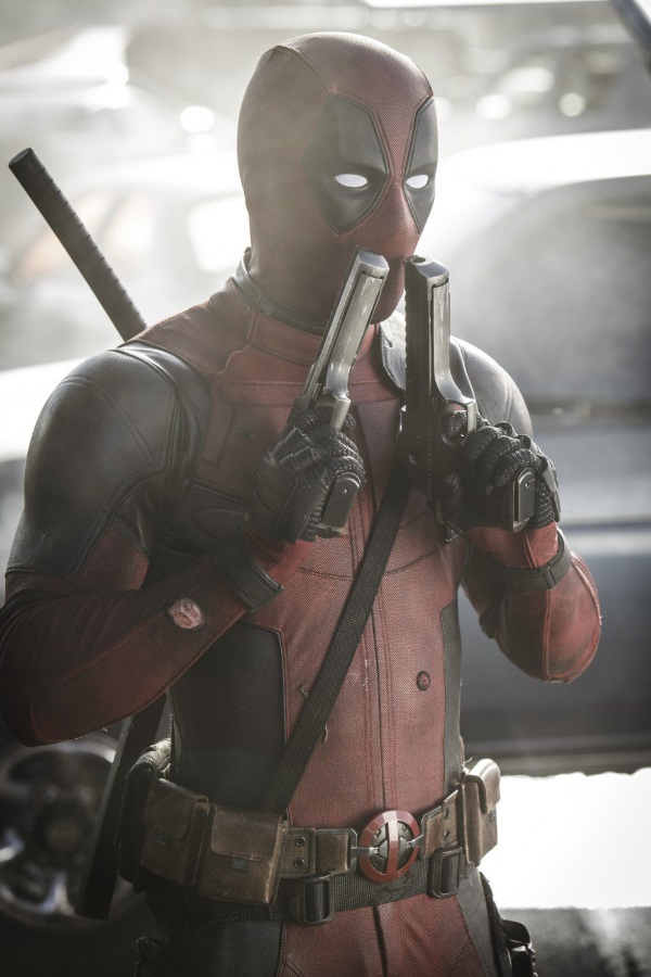 New Look At Vanessa Carlysle In Latest Batch Of Deadpool Stills