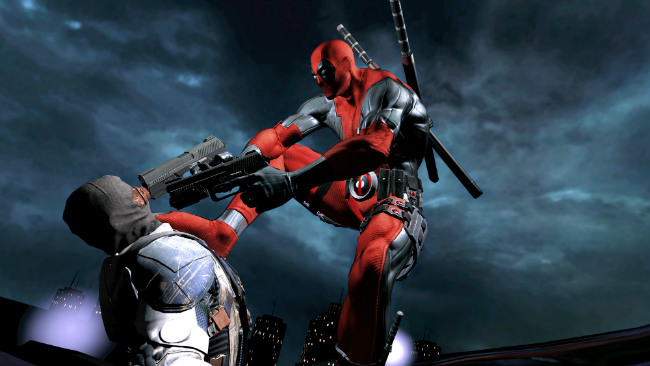 Deadpool Remaster Will Bring The Merc With A Mouth To PS4 And Xbox One