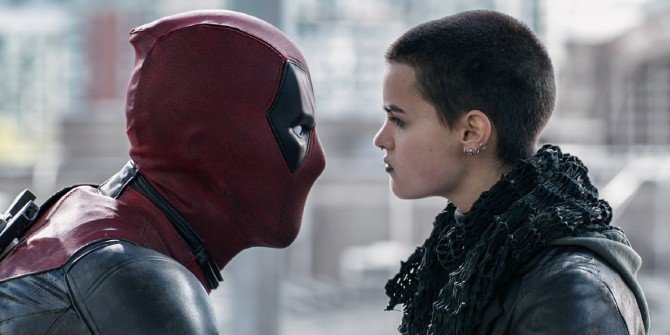 Deadpool Negasonic