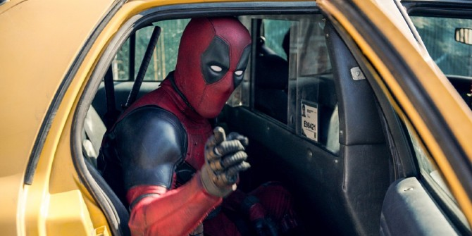 Deadpool Is On Track To Earn Upwards Of $90 Million In North America This Weekend