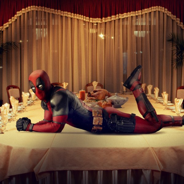 Deadpool turducken