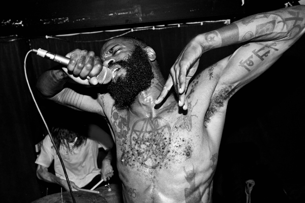 Death Grips Gives Label The Middle Finger (Again!)
