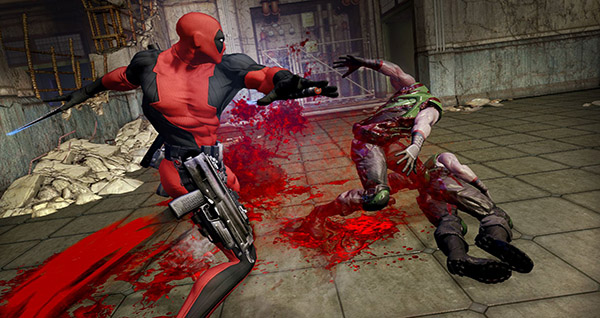 Decap Deadpool Game Unveils New Screenshots