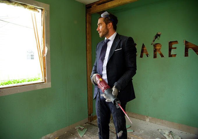 Jake Gyllenhaal Searches For A New Start In First Image For TIFF Opener Demolition