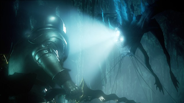 Capcom Lights The Way To New Information On Deep Down