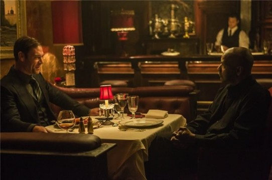 The Equalizer Blu-Ray Review