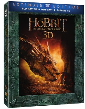 The Hobbit: The Desolation Of Smaug Extended Edition Hits Blu-ray This November
