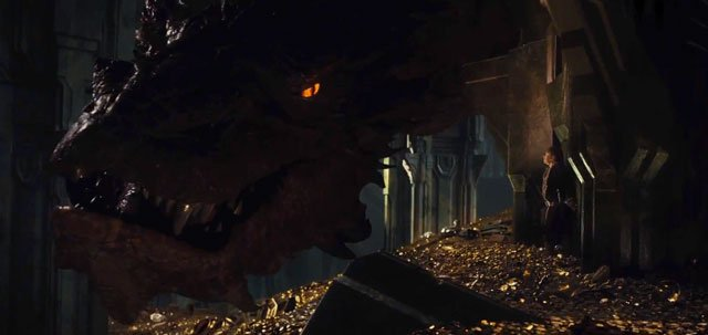 Desolation of Smaug New Pics From The Hobbit: The Desolation Of Smaug