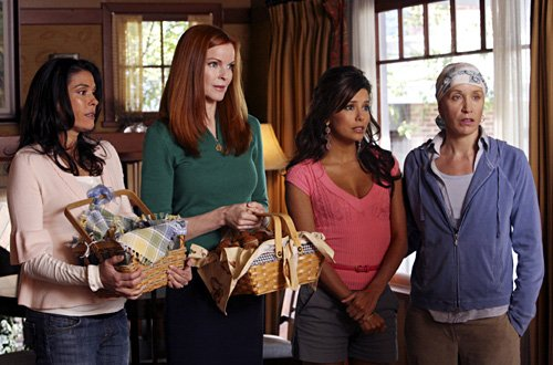 Desperate Housewives To End In May 2012