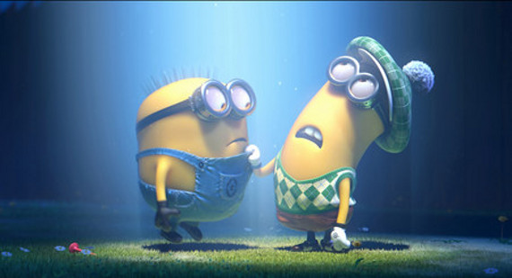 Despicable Me 2 Despicable Me 2 Review