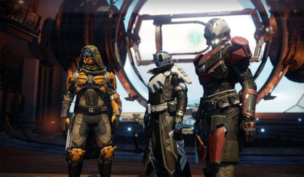 Patch 1.1.2 Will Introduce Item-Locks And Tower Fashion For Destiny Players
