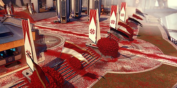 Bungie's First Destiny Update Of 2016 Is Embracing Valentine's Day