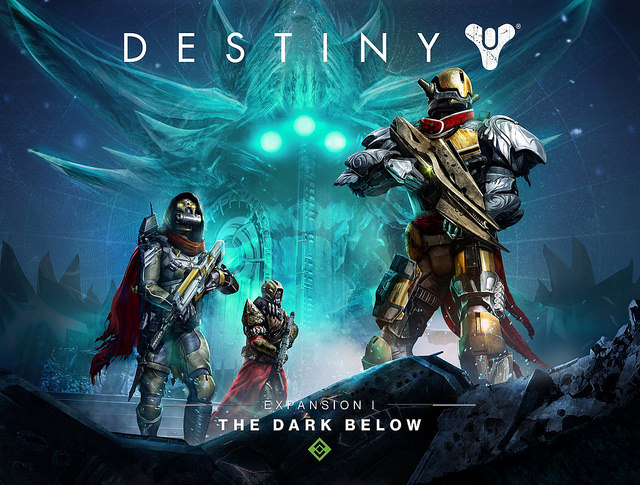 The Dark Below DLC Will Bring Free Updates To All Destiny Players