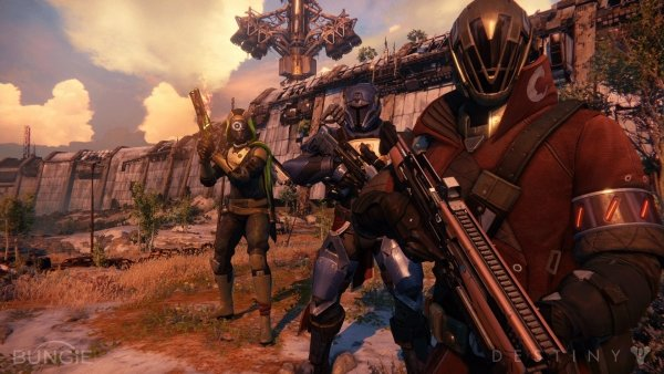 Destiny Launch Trailer Arrives Three Weeks Early