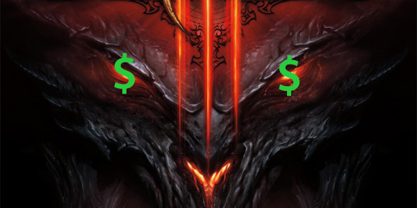 Diablo III Now Lets You Spend Real Money On Virtual Items