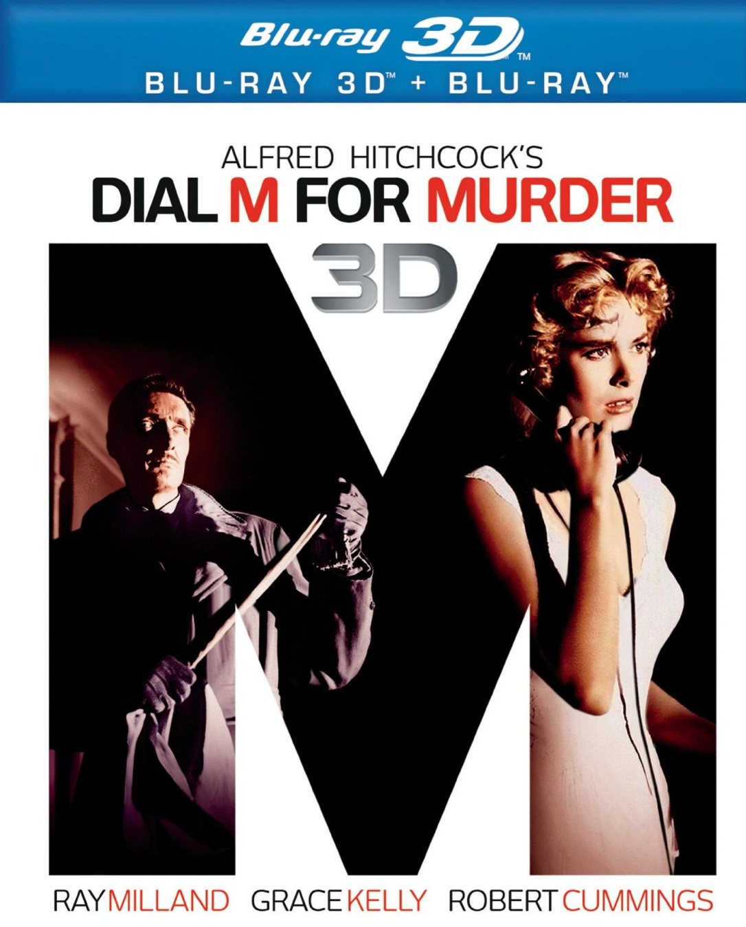 Dial M For Murder Blu-Ray Review