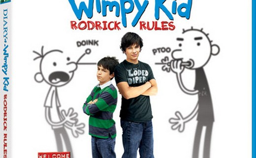 Diary Of A Wimpy Kid Rodrick Rules Blu Ray Review