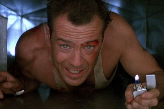 Die Hard 1988 Bruce Willis 540x360 We Got This Covereds 25 Days Of Christmas