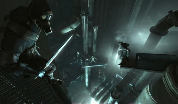 Dishonored Is Currently Stalking Retail Store Shelves