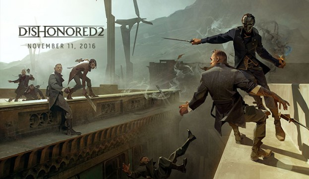 Dishonored 2 Pegged For November Launch, Gameplay Reveal Expected At E3