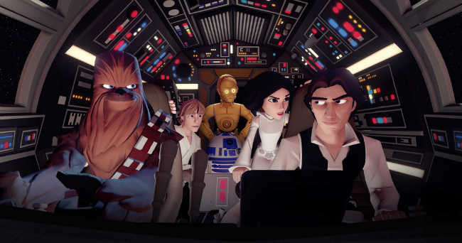 Disney Infinity 3.0 Hands-On Preview [E3 2015]