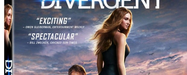 Divergent Blu-Ray Review