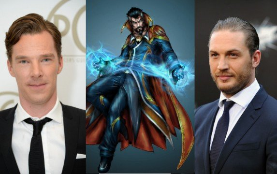 Does Marvel's Doctor Strange Wishlist Include Benedict Cumberbatch And Tom Hardy?