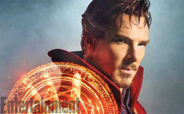 Doctor Strange Will Conjure Up An Appearance At This Year's Comic-Con