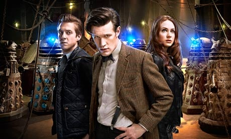 WGTC Radio #12 - Doctor Who Series 7 Premiere Review