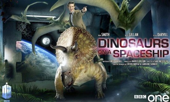 "Doctor Who Review: ""Dinosaurs On A Spaceship"" (Series 7 Episode 2)"