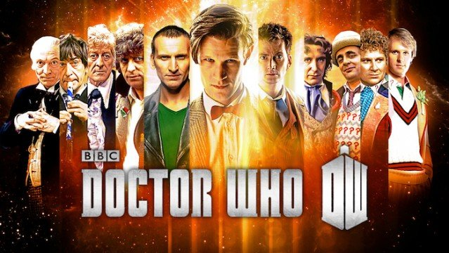8 Things You Probably Didn't Know About Doctor Who
