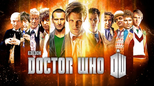 WGTC Radio #72 - Doctor Who 50th Anniversary Celebration Spectacular!