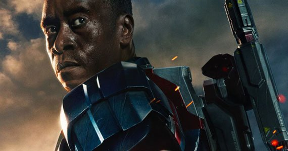 Don Cheadle Talks Iron Man 4 And Possible War Machine Movie