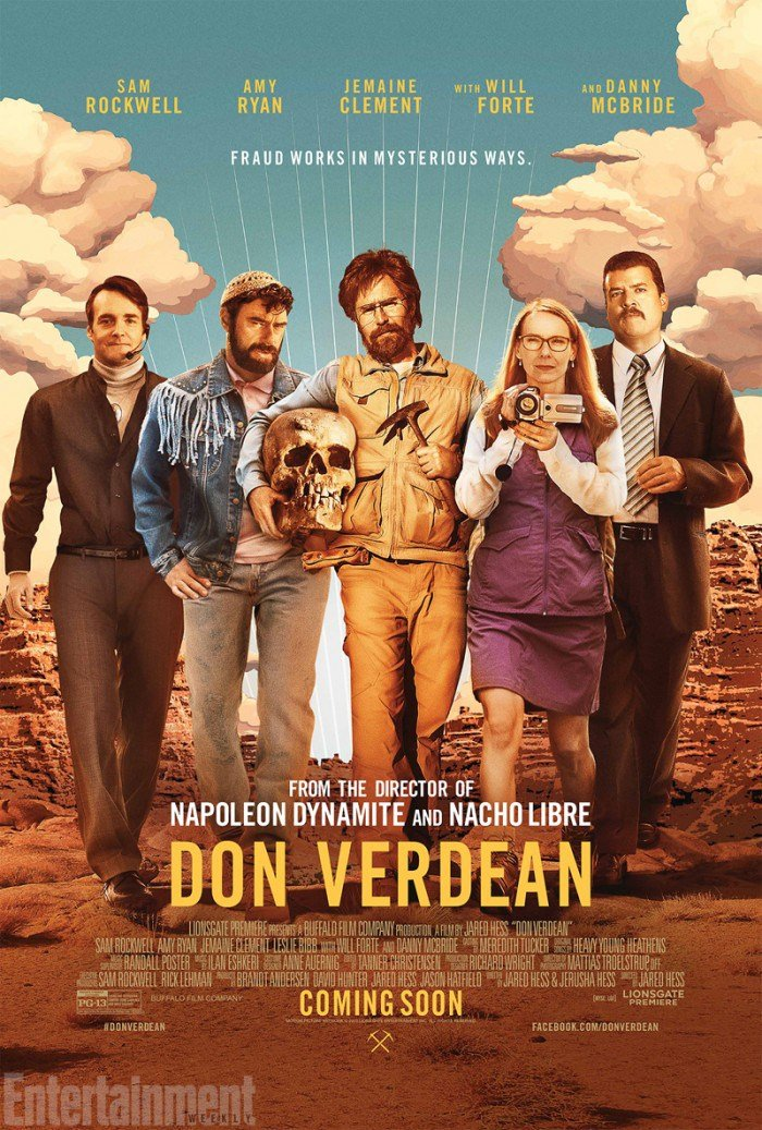 Don Verdean Trailer Has Sam Rockwell And Danny McBride Search For The Greater Good