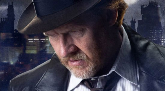 First Look At Donal Logue As Detective Harvey Bullock In Gotham