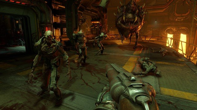 There's Going To Be A Heavy Metal Hell In The New Doom