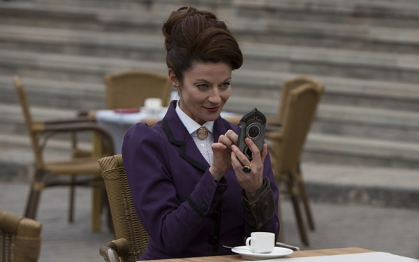 Dr Who Missy