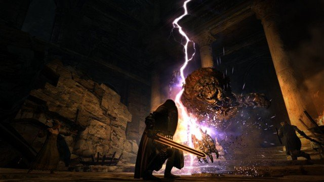 Dragon's Dogma Chimera