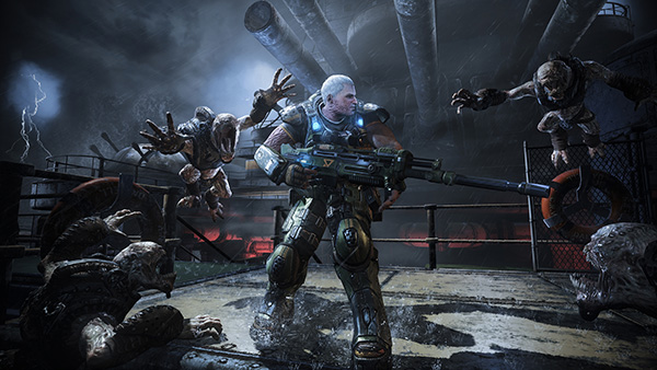 Gears Of War: Judgment Gets Second Free MAXIM DLC Map On May 15th